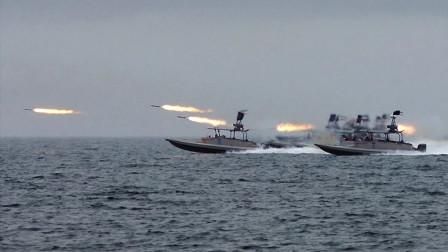 特朗普刚批准开火,美军就欢呼雀跃:美军上将称要大规模攻击伊朗