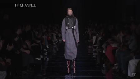 2020纽约时装周Sportmax品牌时装秀,模特性感优雅,天生尤物