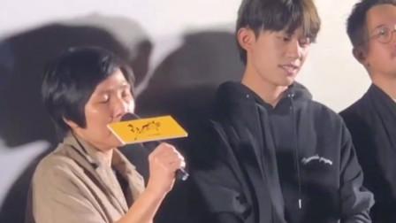 第39届香港电影金像奖最佳男主角易烊千玺