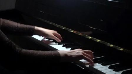 钢琴唯美弹奏《喜欢你》创造营2020-陈洁仪