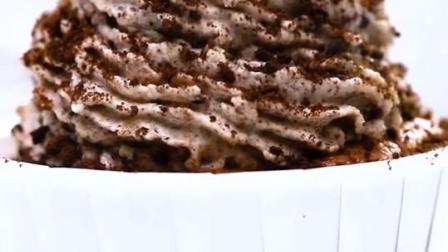 奥利奥纸杯蛋糕怎么做?