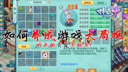 神武4电脑版回归指南:如何养成游戏大局观
