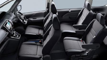 """日系再造好车,新款MPV后排自带""""双人床"""", 奥德赛GL8急了!"""