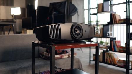 明基W5700投影机评测!