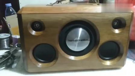牛人创意:河南小伙DIY制作的实木音箱,这音质比新买的还听!