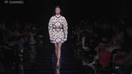 2020纽约时装周Laura Biagiotti品牌时装秀,凸显模特气质,赏心悦目!