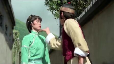 香港功夫女神经典打戏,林青霞气势十足,张曼玉调皮可爱!