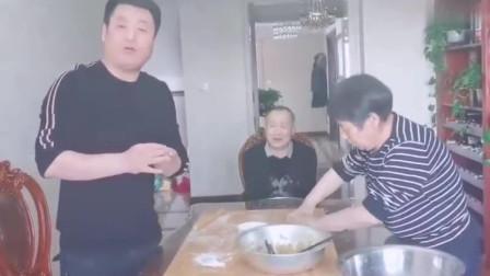 网友让宋晓峰去揍谢广坤?宋晓峰:他头发就是我薅的!太逗了