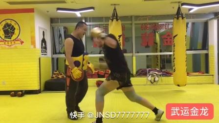济南武運金龍散打搏击体技能培训机构