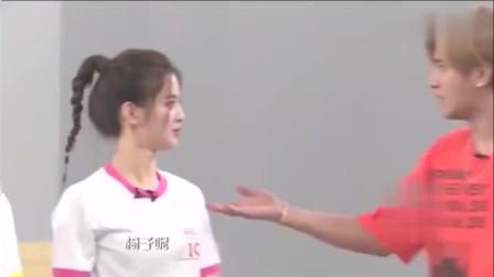 罗志祥:你会说英语吗?杨超越得意了一回,下一秒尴尬了!