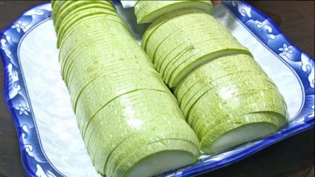 VIDEO20200508_095211西葫芦的新吃法,不用炒不油炸也不凉拌,简单好吃,超级下饭
