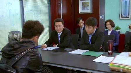 面试官只要清华北大的,刚毕业的小伙油嘴滑舌的说了句话,面试官噎住了