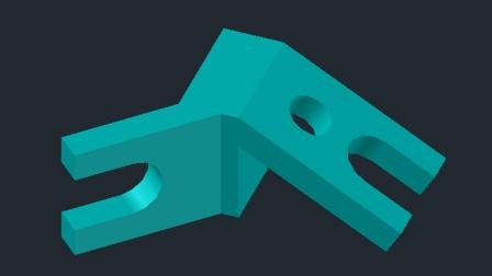 CAD三维建模座标讲解 .avi