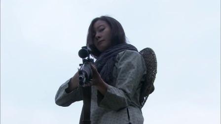 """孤军英雄:晨露为给车道宽,化身""""孤胆枪手"""",一枪带走一个"""