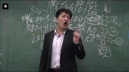 网红老师张雪峰从零开讲,考研准考证上照片的故事,太搞笑了!