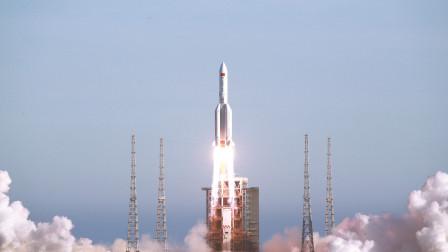 """长征5号B成功首飞,中国航天""""一箭双雕""""!迈出载人登月第一步"""