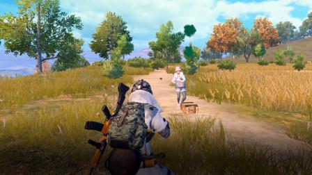 和平精英:侠客解说 狭路相逢勇者胜 钢枪时比的是切枪速度