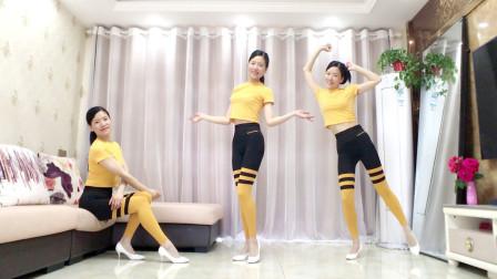 经典时尚迪斯科《夜猫》2020动感活力健身操