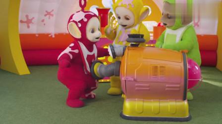 宝宝奶昔之旅,把房子弄得很脏,该怎么清理呢?
