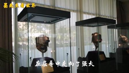 探访本市的博物馆,惊现圆明园兽首国宝,十二生肖兽首堪称中西合璧典范