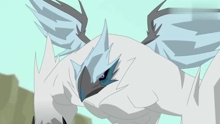 兽王争锋:隐身精灵好强大,竟然是全属性精灵,能和任何精灵合体