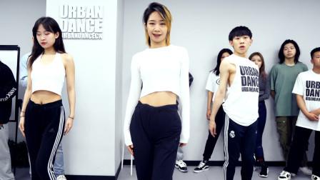 胡天霞&瀚瀚 编舞《Believer》Urban Dance Studio JAZZ FUNK  都市编舞工作室