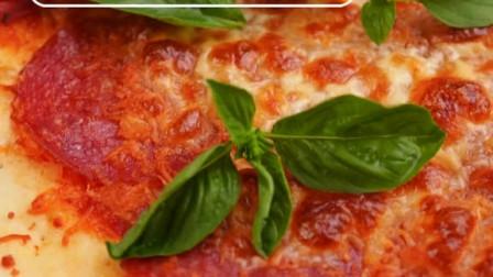 超详细讲解【基础芝士披萨】,包你1次学会! #芝士  #披萨  #烘焙