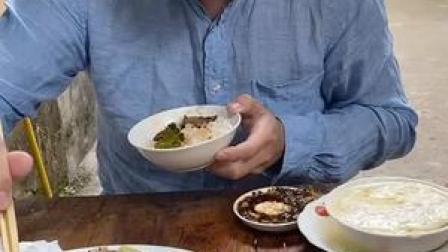 重庆长江边的豆花饭#美食神探局