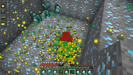 连锁挖矿挖钻石很厉害!但是挖其他的怎么样?我的世界