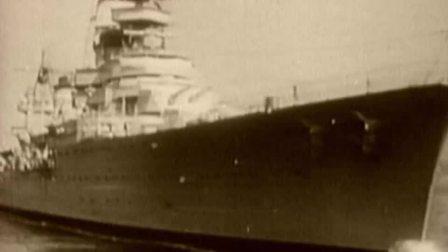 二战经典时刻 第一季 战略价值和意义极为明显,轴心国意图进攻直布罗陀海峡