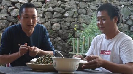 又到了吃蚕豆的季节 ,蚕豆这样做好吃下饭又有营养,比吃肉还香