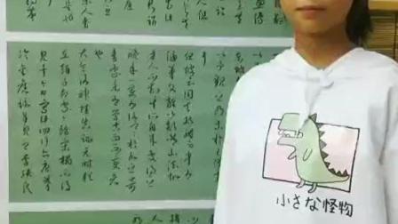 #第三届辽沈中小学生书法大赛 葫芦岛市连山区炼化小学 王佳巍