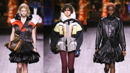 Louis Vuitton 2020-2021秋冬新款成衣秀