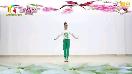 杨丽萍原创广场舞《阿么阿么》网红俏皮民族舞附动作分解教学