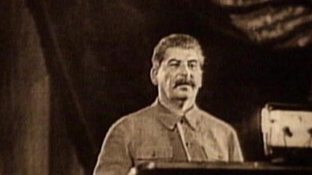 二战经典时刻 第一季 斯大林紧急召开会议,共同商议抵御德军的进攻