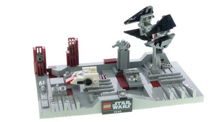 乐高LEGO星球大战系列40407死星战役2积木