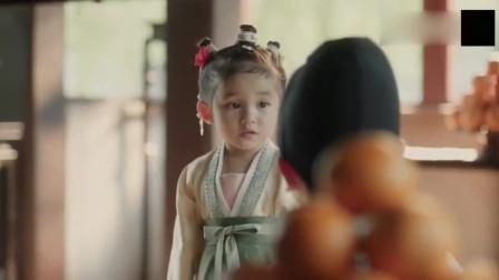 淘气的微柔,福康公主假扮宫女,联合未来驸马李玮偷吃点心