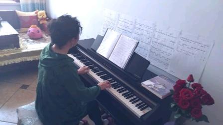 多美钢琴即兴伴奏《童年的回忆》