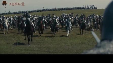 英法百年战争,圣乔治国王一番激情演讲,骑士们奋力守住英格兰