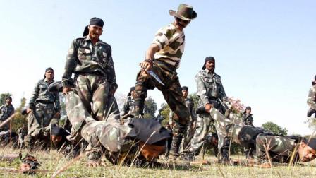 头号对手竟不是巴铁,印度指挥官被一枪爆头,多名特种兵当场死亡