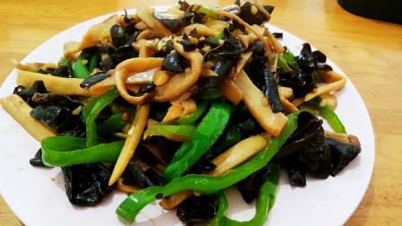 杏鲍菇家常做法,轻轻松松做成下饭菜,全家都爱吃