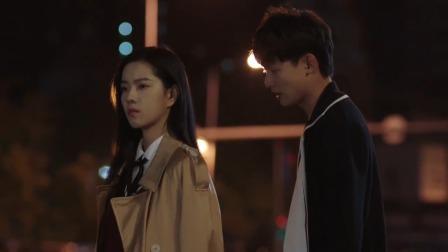 《我的刺猬女孩》:第21集cut:吴景昊车上内心独白,不想世界失去韩菲