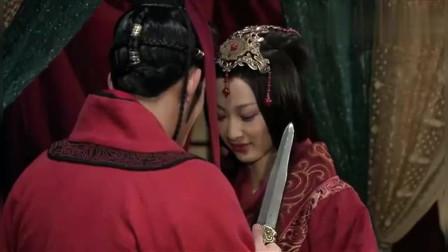 大秦帝国之崛起:大喜之日,新娘屡次讨好,怎料秦王一直冷着脸