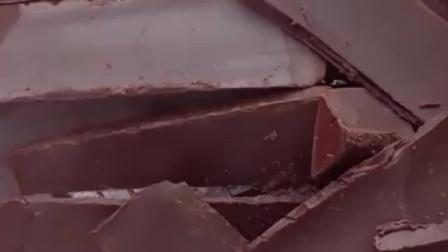 如何做草莓巧克力派