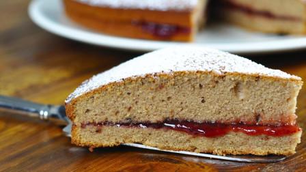 夹心蛋糕的制作方法,一学就会系列哦