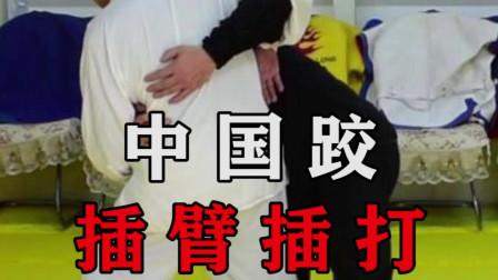 中国跤插臂插打怎么做?刘老师来教你