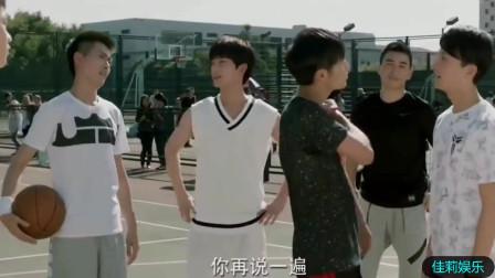 曹光公然要跟肖奈挑战,还挑战篮球?这不就是来找虐的吗?