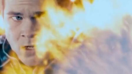 火人和冰人对决配上音乐,演奏出一副冰与火之歌