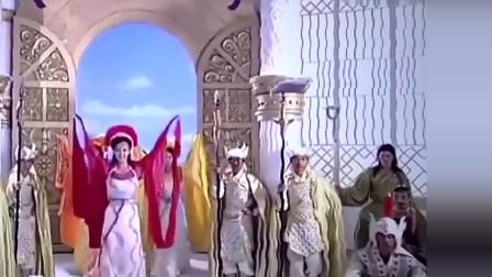 欢天喜地七仙女 蟠桃大会看仙女跳舞 画面真唯美!