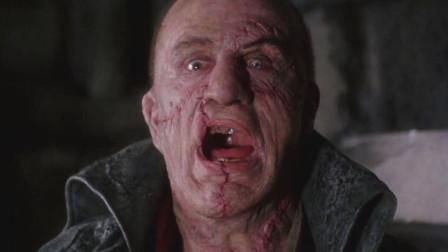 科学家用尸块拼成怪物,挑战医学禁忌,结果害所有人!科幻片